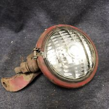Antique Vintage Tractor Light Housing Withlamp Rat Rod With Bracket