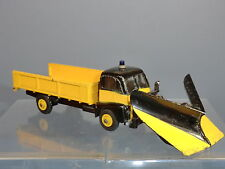 "DINKY SUPERTOYS MODEL No 958 GUY ""WARRIOR"" SNOW PLOUGH"