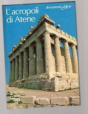 documenti d arte De agostini-l acropoli di atene
