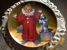 "Reco Plate, Tommy the Clown"" With papers. By John McClelland"