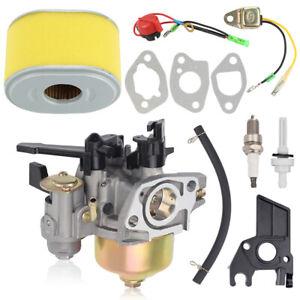 Vergaser Luftfilter Kit für Honda GX120 GX160 5.5hp GX200 6.5 PS 168F Rasenmäher