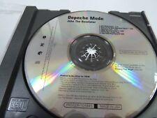 Depeche Mode – John The Revelator - Lilian  2006  1ST RARE USA PROMO MAXI-CD !