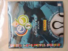 ALBUM WORLD CUP GERMANY 2006 VERSIONE ITALIANA COMPLETO SIGILLATO DALLA PANINI