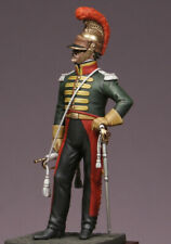 Metal Modeles Napoleonic French Line Lancer Trumpeter 54mm Unpainted Kit