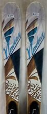 14-15 Nordica Belle To Belle Used Womens Demo Skis w/Bindings Size 153cm #230773
