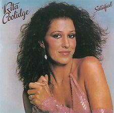 """RITA COOLIDGE """"SATISFIED"""" PREMIUM QUALITY USED LP (NM/EX)"""