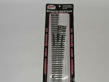 Atlas #6 Right turnout code 100 Nickel silver . Item 284. V/good used. HO Scale