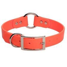 Mendota Pet DuraSoft Hunt Dog Collar, Orange, 1 x 18-Inch