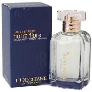 L'Occitane En Provence Iris Notre Flore Eau de Parfum ML 75 Spray Raro
