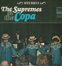 "The Supremes ""At The Copa"" Motown S 636 ""Stop In Name Of Love""Come See About Me"""