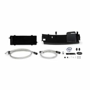 Mishimoto Oil Cooler Kit (Silver) MMOC-RS-16BK fits Ford Focus 2.3 RS (LZ)
