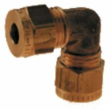Wade Brass Compression Fitting – Imperial Elbow Coupling