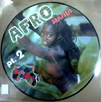 LP 33 PICTURE Various – Afro Mania Pt. 2 ITALY