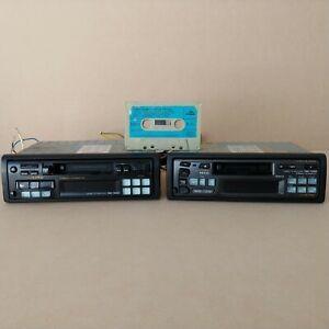 Vintage Alpine TDM-7545R Car Cassette Player Receiver 35w x4 Old School 1990s