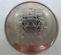 2002 P CANADA 50¢ HALF DOLLAR COIN UNCIRCULATED FROM MINT ROLL
