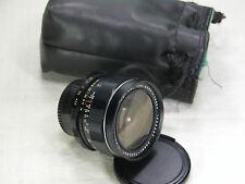 Cased PENTAX Super Takumar Wide Lens 28mm F 3.5 lens for M42 Screw mount