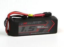 Turnigy Graphene 1500mAh 4S 14.8V 45C 90C Lipo Battery Pk XT60 FPV Drones USA