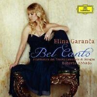 "ELINA GARANCA ""BEL CANTO"" CD NEU"