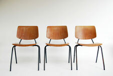 6x CAR Catwijk vintage design chairs - design Kho Liang Le