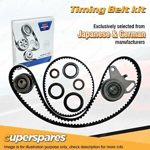 Superspares Timing Belt Kit for Mitsubishi Express SH SJ WA 2.4L 4G64