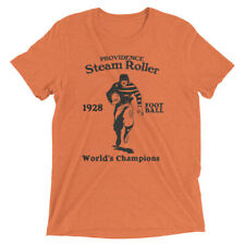 1928 Providence Steam Roller World Champions Tee NFL Super Bowl