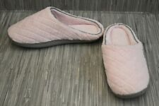 Dearfoams Quilted Slipper - Women's Size 11-12 - Pink