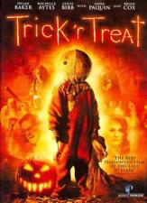 TRICK 'R TREAT NEW DVD