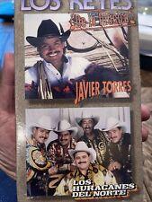 Javier Torres, los Huracanes Del Norte los reyes de la musica