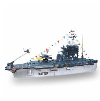 D21 New Grey Length 110cm Simulation Remote Control Aircraft Carrier Gift Toy O
