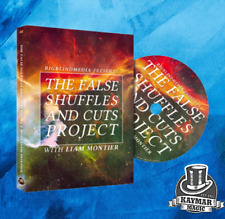 The False Shuffles and Cuts Project by Liam Montier and Big Blind Media DVD