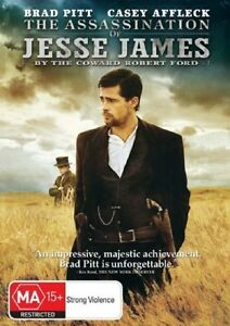 The Assassination Of Jesse James By The Coward Robert Ford (DVD, 2008) R-4