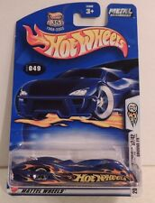 2003 Hot Wheels First Editions, Ground FX, On International Card #049 ++MINT ++