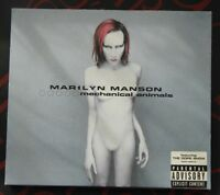 MARILYN  MANSON CD 'MECHANICAL ANIMALS'