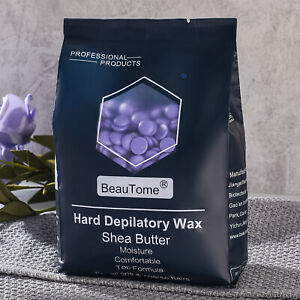 Wax beans beads pellets hair removal kit wax warmer pot stripless 500g/1kg