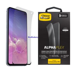 OtterBox - Alphaflex Flexible Screen Protector for Samsung Galaxy S10e NEW