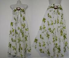 Casual Sundresses Floral 100% Cotton Dresses for Women
