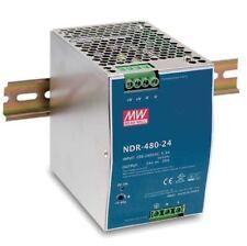 Meanwell AC/DC Schaltnetzteil für DIN-Schienenmontage 480W 48V NDR-480-48