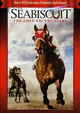 Seabiscuit: The Lost Documentry [B&W/Color] DVD Region 1