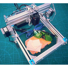 2500W 22x17cm Desktop DIY Laser Engraver Picture Logo Arts CNC Printer Assembly