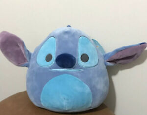 "Squishmallows DISNEY Stitch 10"" Plush BNWT"