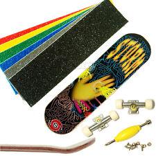 Fingerboard Wooden Maple Extreme Sakte 24# Patttern Anti Slip Tape for Teck Deck