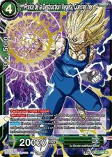 [Dragon Ball Super] Prince de la Destruction Végéta, Guerrier fier BT11-066 SR V