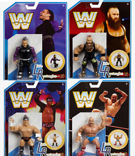 WWE Figures - Retro Series 8 - Mattel - Brand New - Sealed - IN HAND