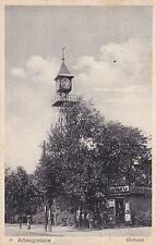 I 159 - Altengrabow Uhrturm, 1930 gelaufen