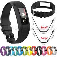 Silicone Wrist Band Straps Bracelet for Garmin Vivofit 2/1 Smart Watch Tracker