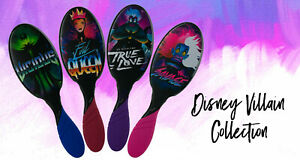 Wet Brush Disney Villains - Ursula, Maleficent, Evil Queen, Cruella de Vil
