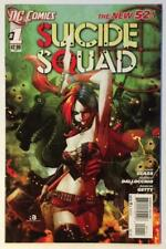 Suicide Squad #1 A. DC 2011. VF- condition issue.