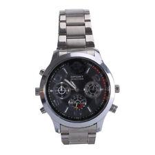 Super HD 2304X1296 128GB 2K Watch Cam Spy Hidden  Motion Detection H.264