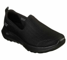Skechers GOwalk Joy Slip on Walking Shoes Women's Size 9w Black