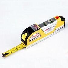 Vertical Line Tape Laser Level Measure Tape Horizontal Vertical Aligner
